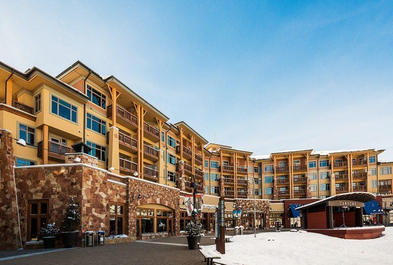 Canyons Ski Resort