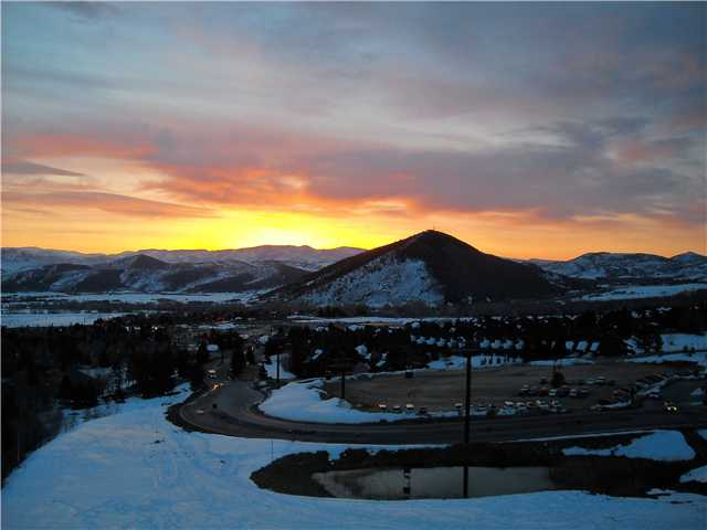 Picture of the view of unit 420 in Grand Summit Hotel Park City