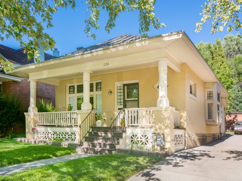 avenues home for sale salt lake city real estate