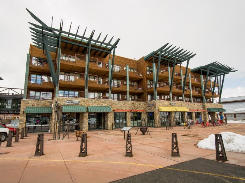 Newpark Hotel Park City