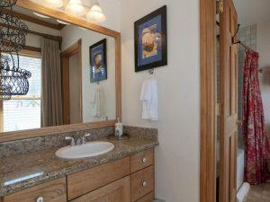 View of bathroom for Town Lift Condo 3E