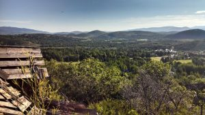 Armstong Trail View