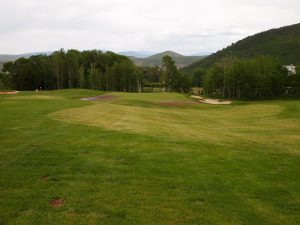 Canyons Resort Golf Course