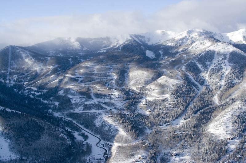 Park City Mountain Vail Resorts