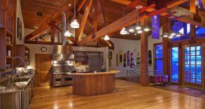 DC Mountain Lab Auction - Kitchen