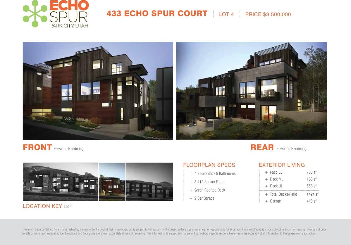Echo Spur Park City