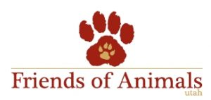 Friends Of Animals Utah logo
