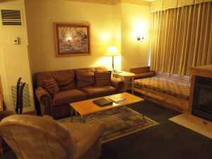 Picture of living room in Grand Summit Hotel 444