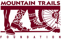 Mountain Trails Foundation Logo
