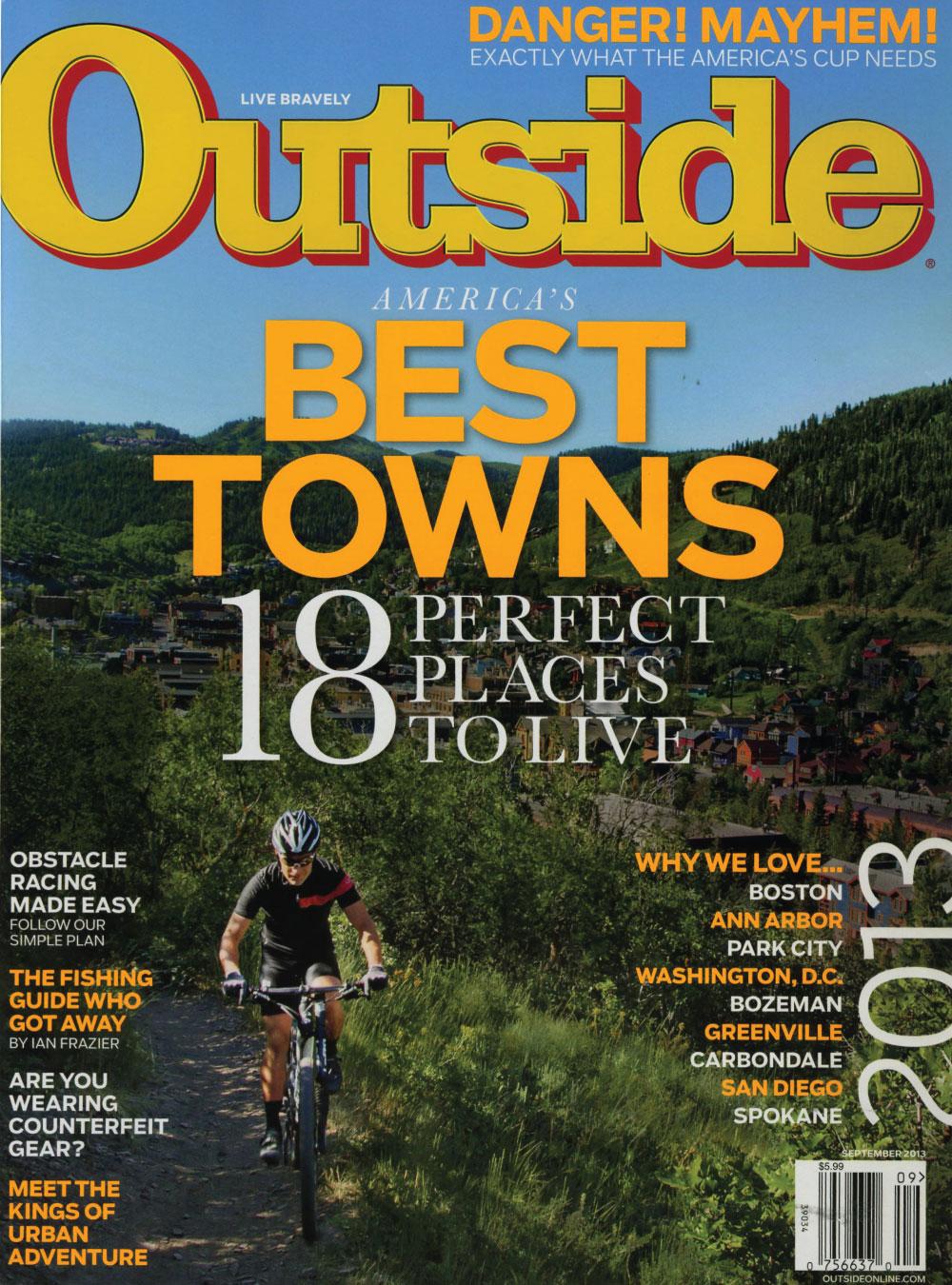 Outside Magazine Park City