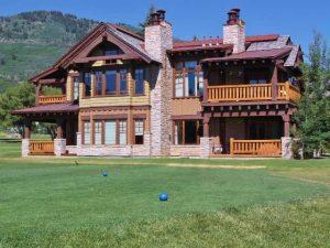 Hotel Park City Cottage