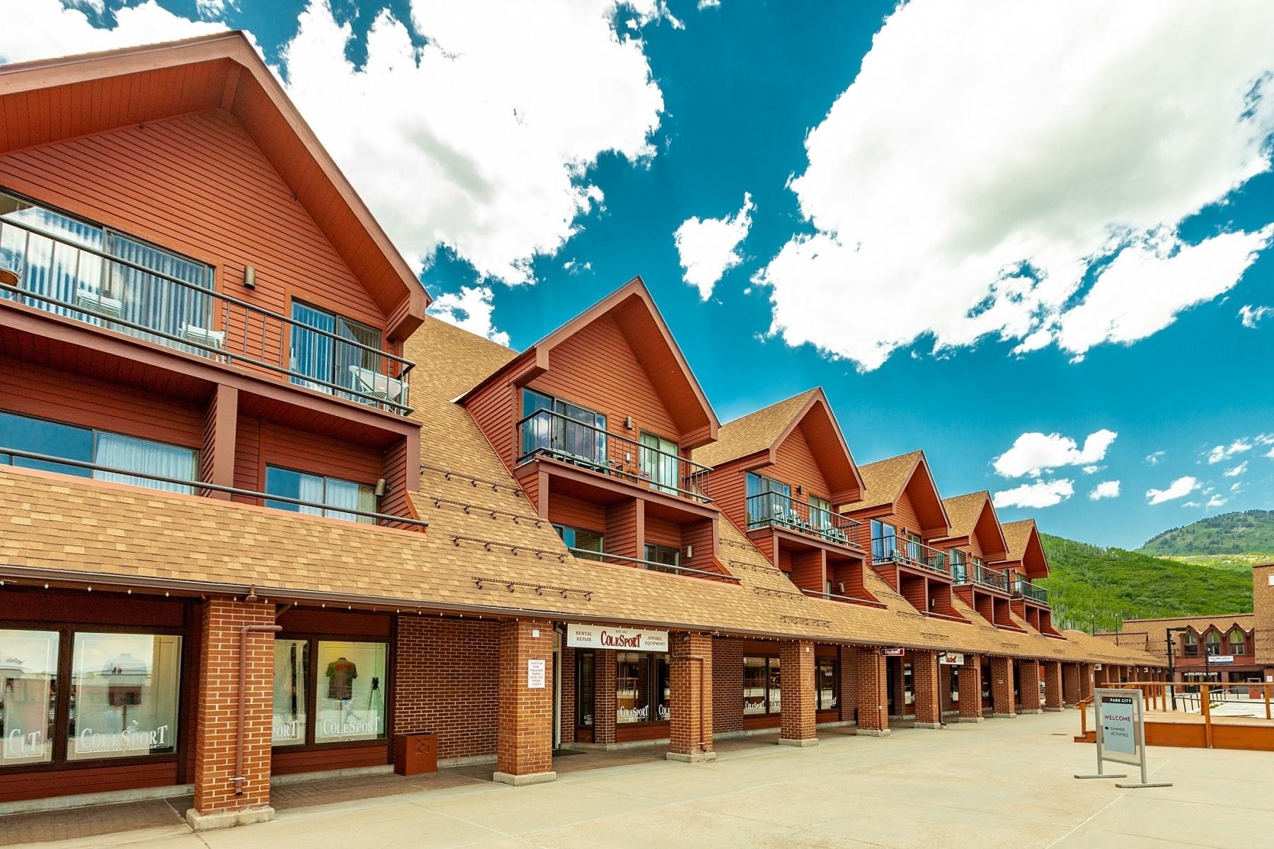 Park City Mountain Real Estate