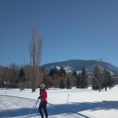 Cross Country Skiing - Park City Utah