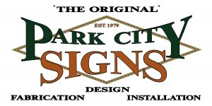 Park City Signs | Mountain Home Real Estate