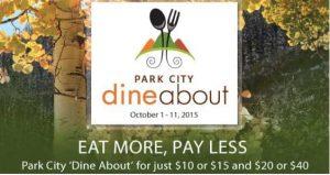 Park City's Restaurant Association