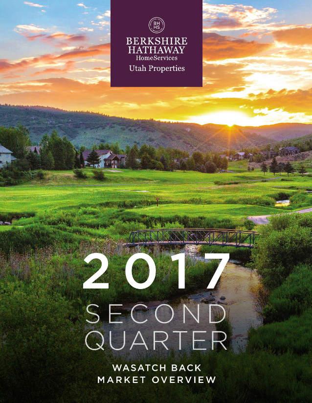 Park City Real Estate Stats Q2 2017