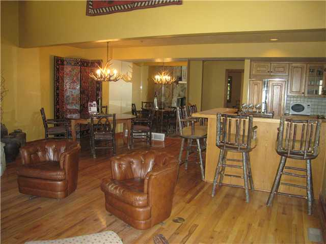 Picture of living area of Ridge #3 at Deer Valley Resort