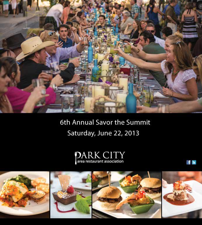 Park City Savor the Summit