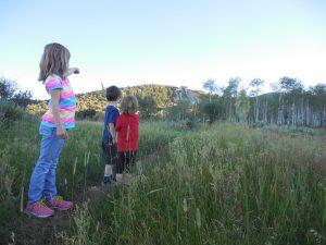 Hiking Utah Olympic Park Trails