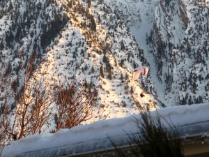Paragliding in the Wasatch Front