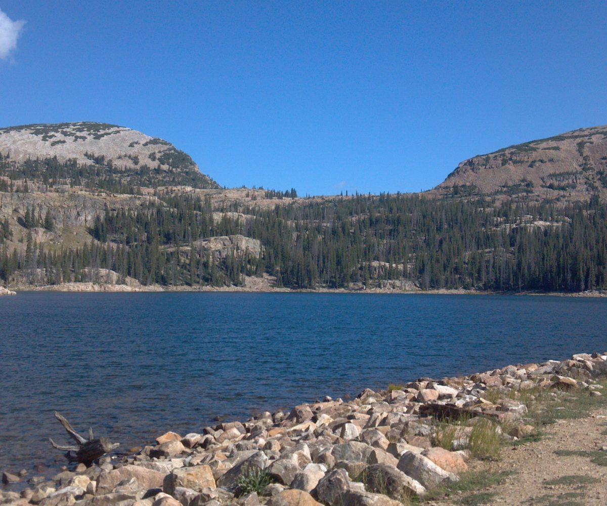 Wall Lake Hike   Mountain Home Real Estate